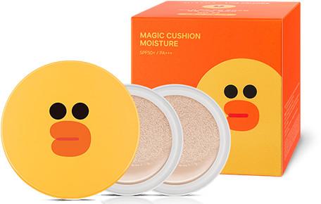 MISSHA Line Friends Edition M Magic Cushion Moisture