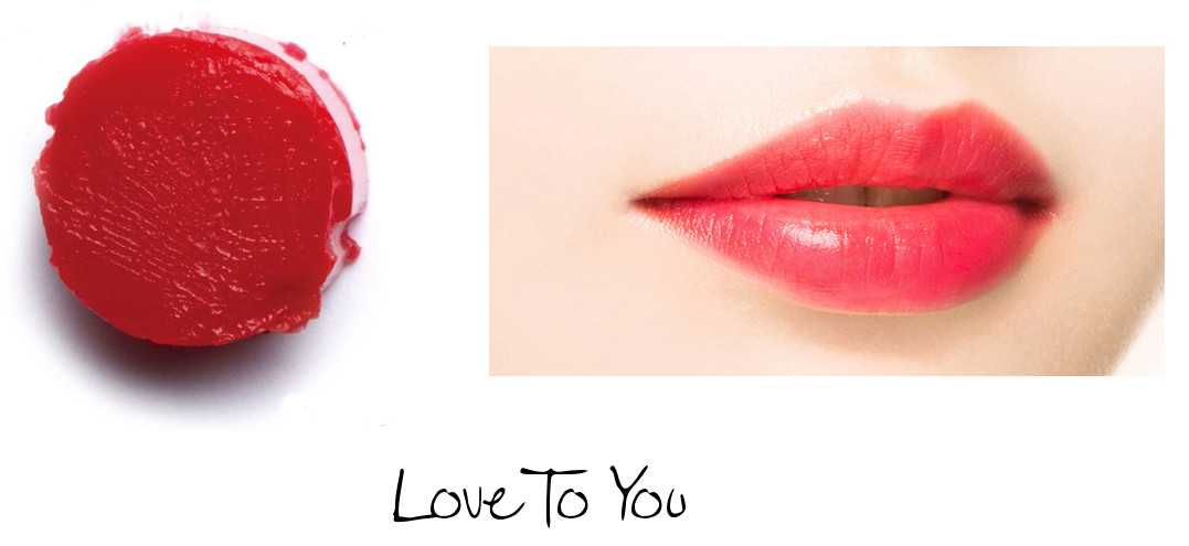 MISSHA Line Friends Edition Coloring Tint Balm Love To You