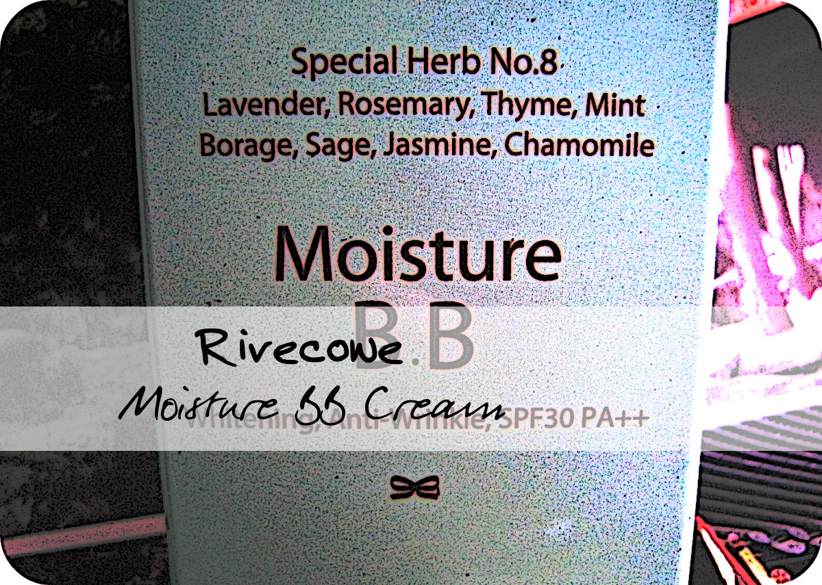 Rivecowe Moisture BB Cream