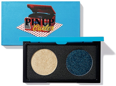 eSpoir 2016 Spring Collection Pinup Curler Eyeshadow Duo