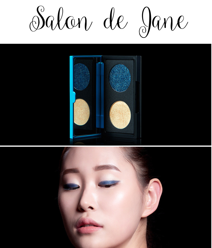 eSpoir 2016 Spring Collection Pinup Curler Eyeshadow Duo Salon de Jane