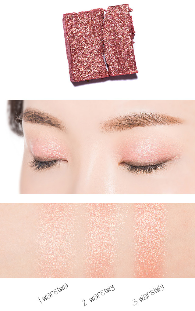 Missha Modern Shadow Glitter GPK02 Pink Tape