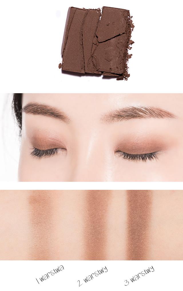 Missha Modern Shadow Matte MBR05 Chocolate Bonbons