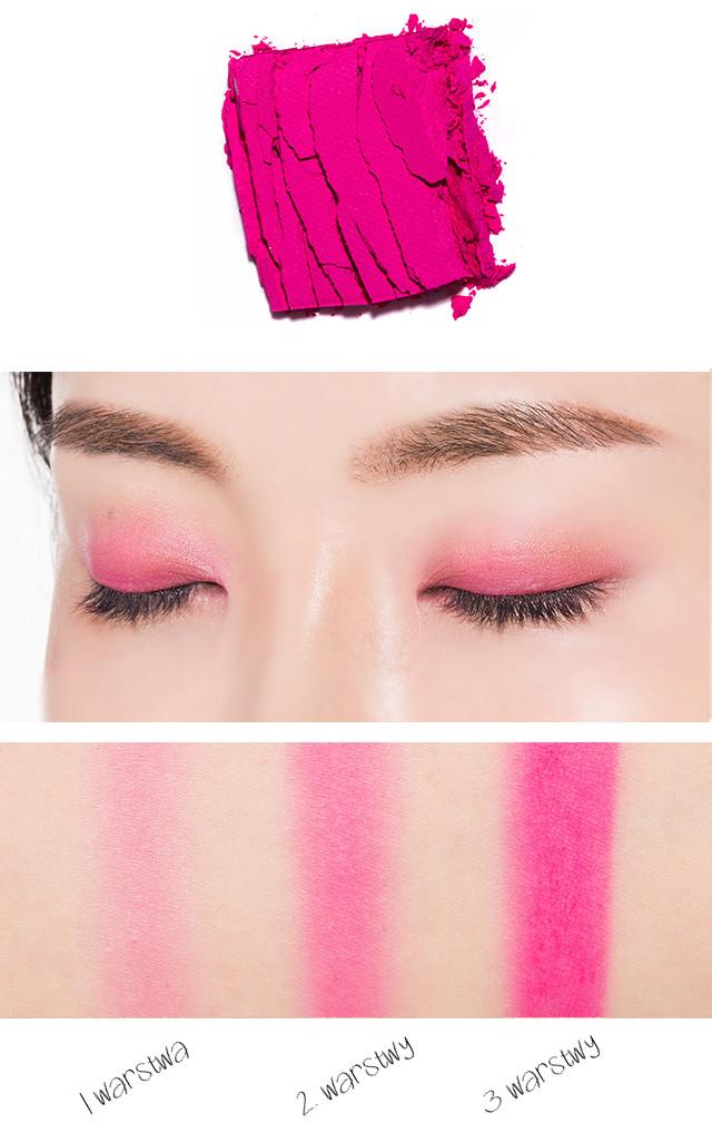 Missha Modern Shadow Electric EPK01 Pink Accent