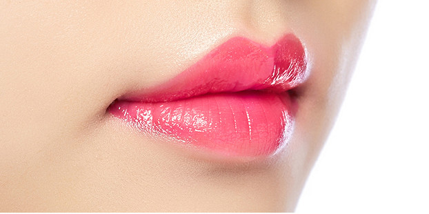 Missha Glossy Lip Rouge GPK01 Stone Flower