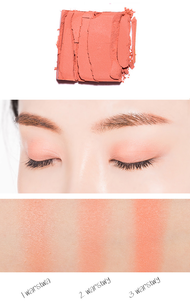 Missha Modern Shadow Matte MCR04 Peach Mode