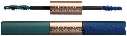 LUNASOL Double Coloring Mascara