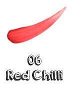 CHICCA Mesmerick Lip Line Stick 06 Red Chilli