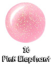 CHICCA Mesmerick Gloss On 16 Pink Elephant