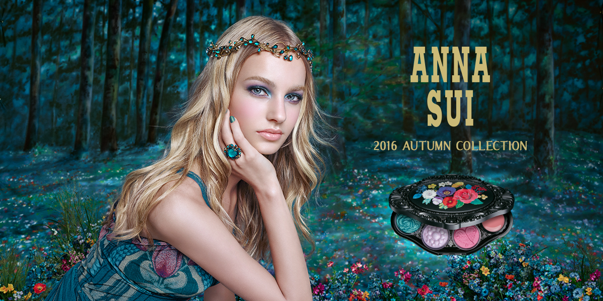 Anna Sui 2016 Autumn Collection Mysterious Fairy Tale