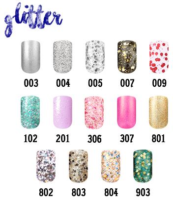 Anna Sui 2016 Autumn Collection Nail Color A Glitter