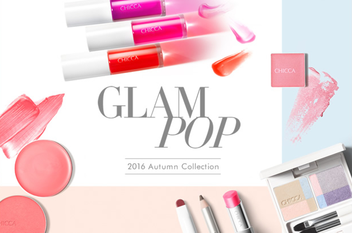 CHICCA 2016 Autumn Collection GLAM POP