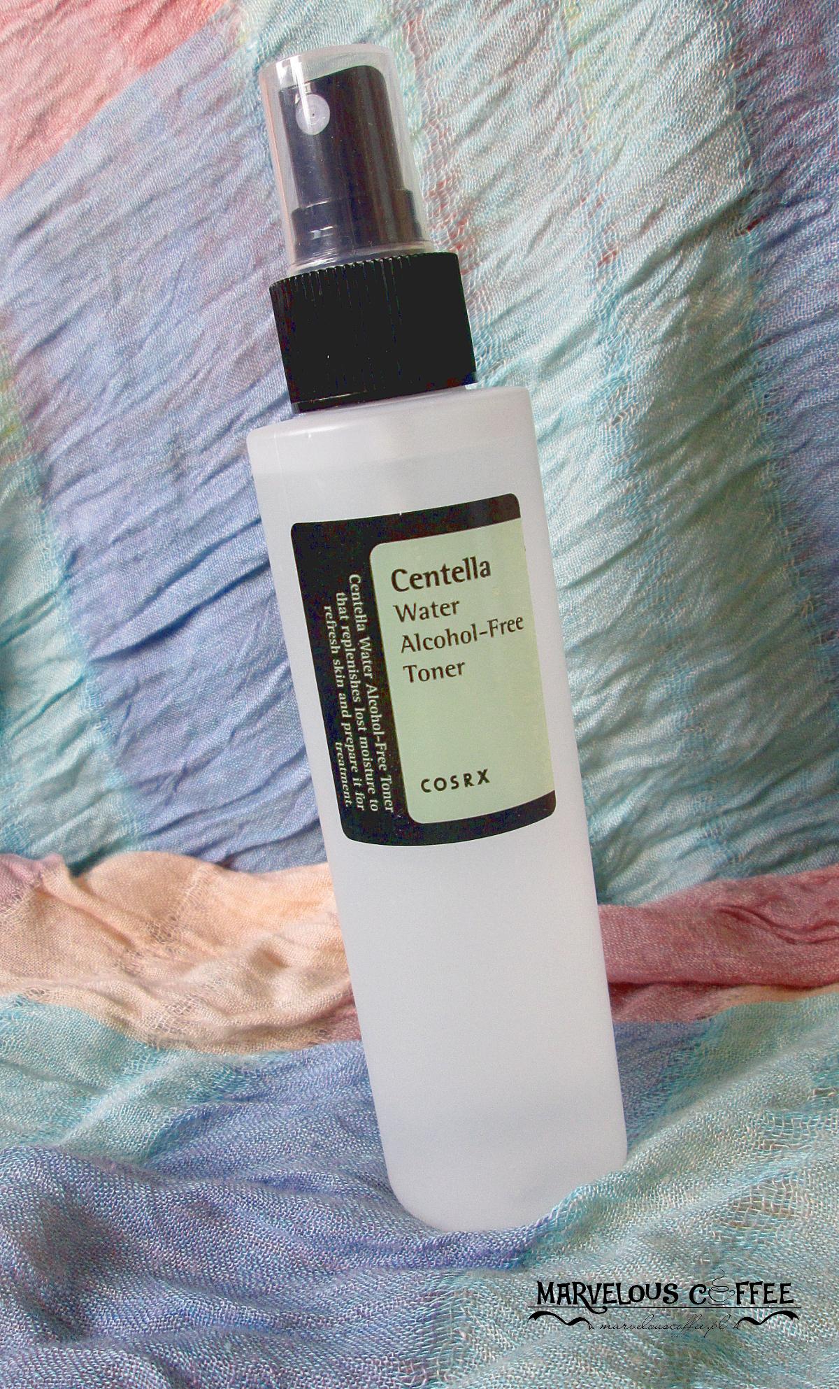 COSRX Centella Water Alcohol Free Toner