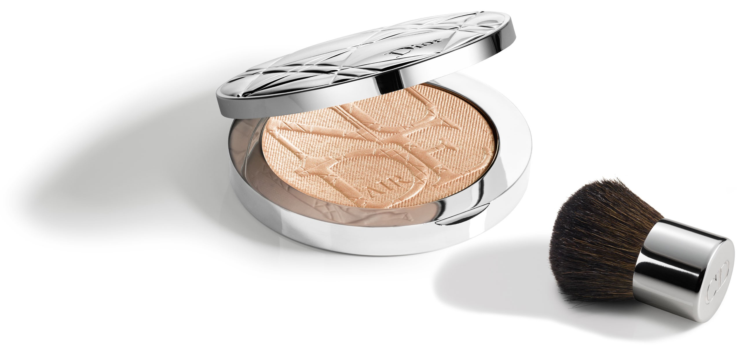 Dior kolekcja Autumn/Fall 2016 Skyline DiorSkin Nude Air Luminizer Powder