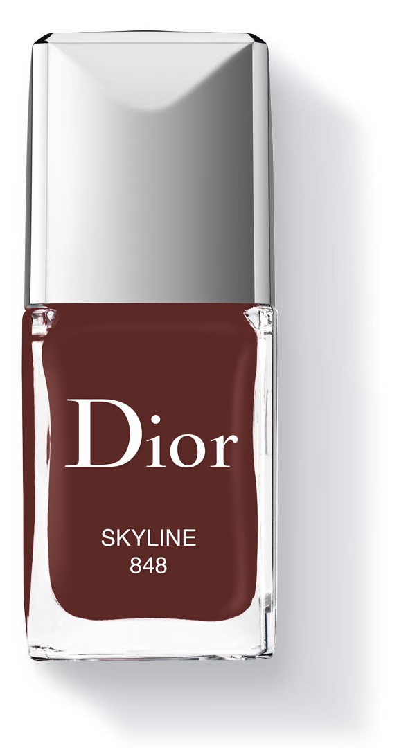 Dior kolekcja Autumn/Fall 2016 Skyline Vernis