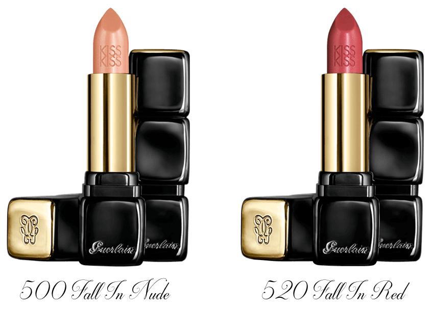 Guerlain Fall Collection 2016 Kiss Kiss