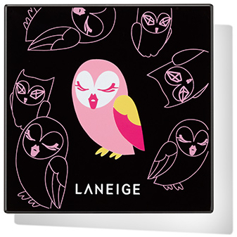 Laneige X Lucky Chouette Multi Color
