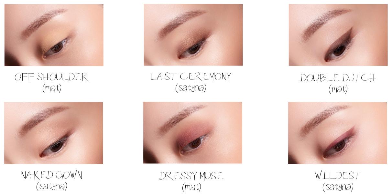 eSpoir Gentle Aura Eye Palette