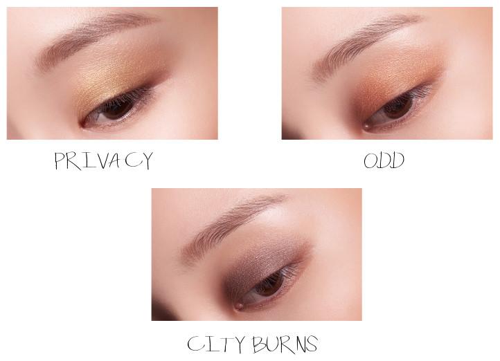 eSpoir Gentle Aura Eyeshadow Exclusive