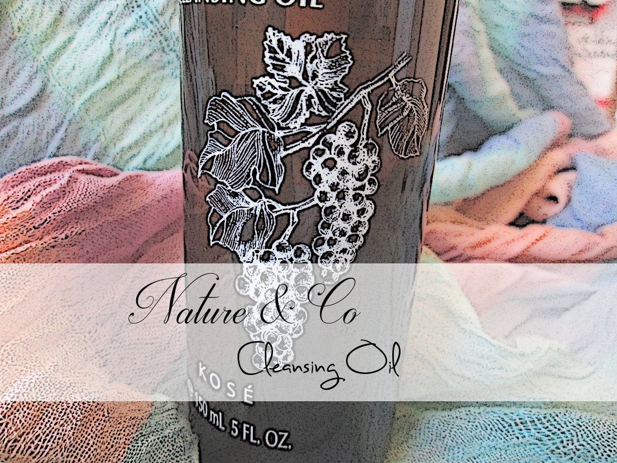 Nature & Co Cleansing Oil