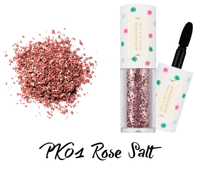 MISSHA Crystal Pigment PK01 Rose Salt