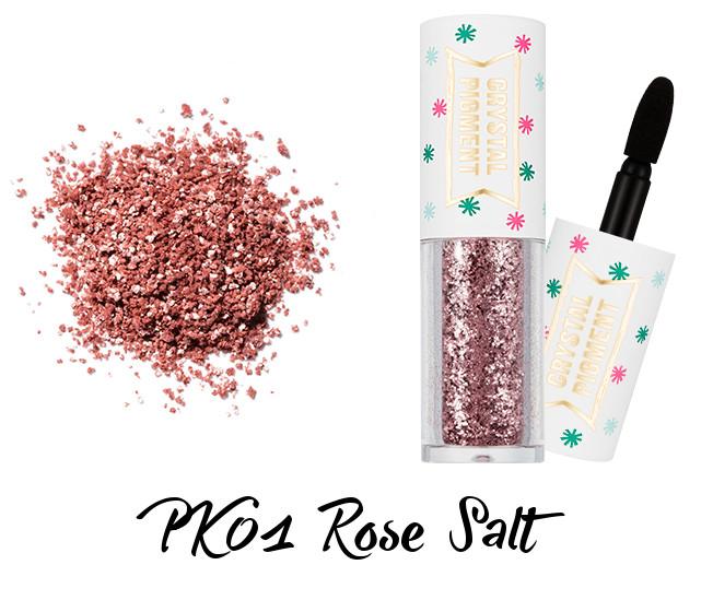 MISSHA Crystal Pigment PK01 Rose Salt