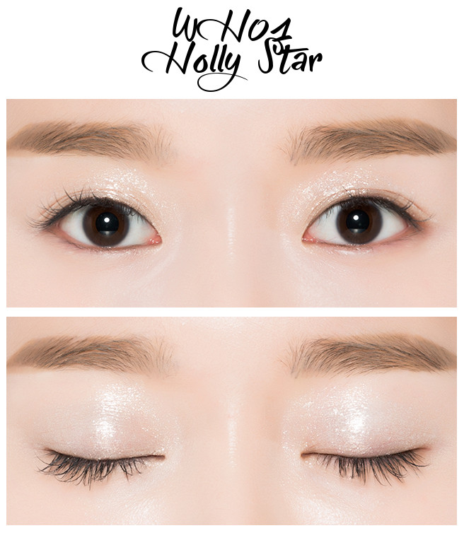 MISSHA Crystal Pigment WH01 Holly Star