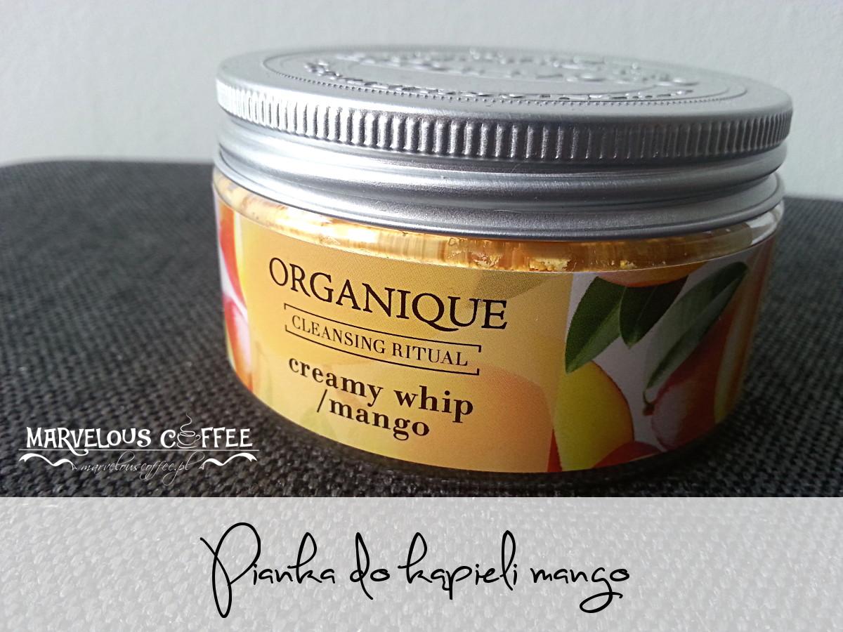 Organique Pianka do kąpieli mango