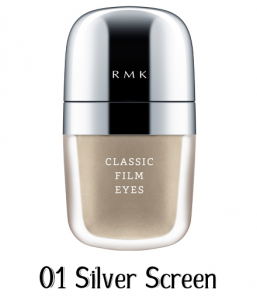 RMK Classic Film Eyes 01 Silver Screen