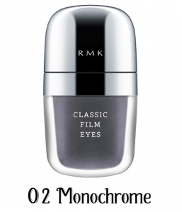 RMK Classic Film Eyes 02 Monochrome