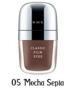 RMK Classic Film Eyes 05 Mocha Sepia