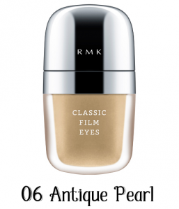 RMK Classic Film Eyes 06 Antique Pearl