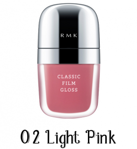 RMK Classic Film Gloss 02 Light Pink