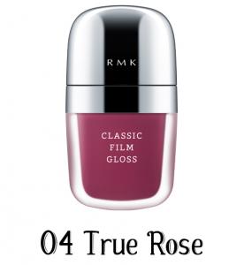 RMK Classic Film Gloss 04 True Rose