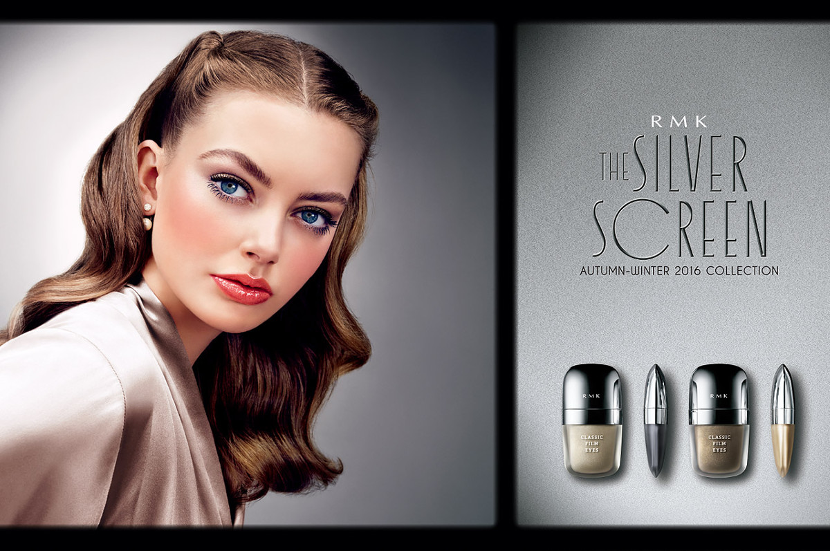 RMK The Silver Screen Autumn Winter 2016 Collection