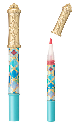 Anna Sui 2016 Holiday Collection Brush Rouge