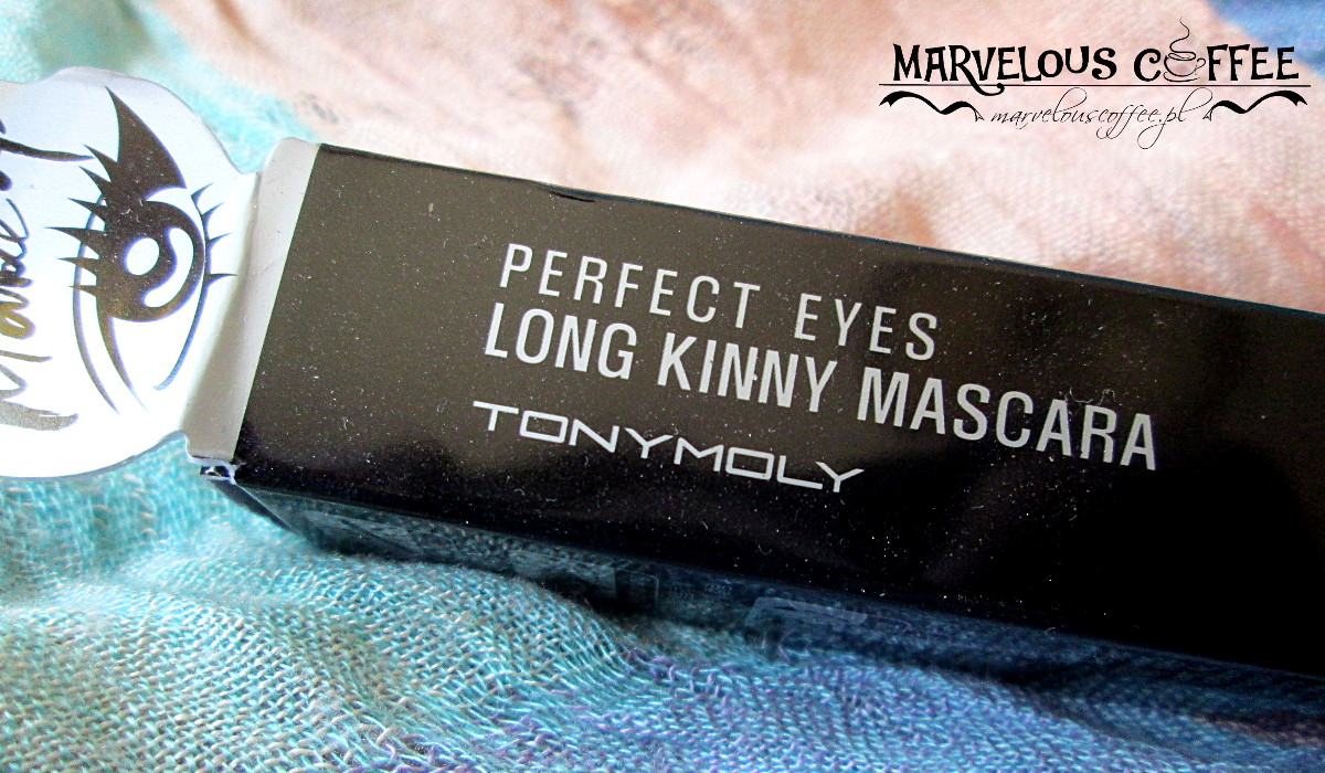 TONY MOLY Perfect Eyes Long Kinny Mascara