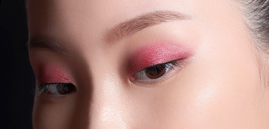 eSpoir Moody Bloody Eyeshadow Satin Red Hour