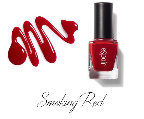 eSpoir Moody Bloody Fashion Nail Smoking Red