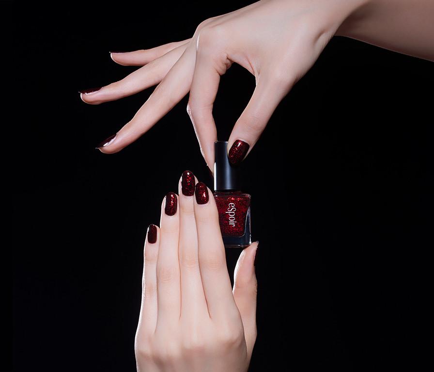 eSpoir Moody Bloody Fashion Nail Vampire Soul