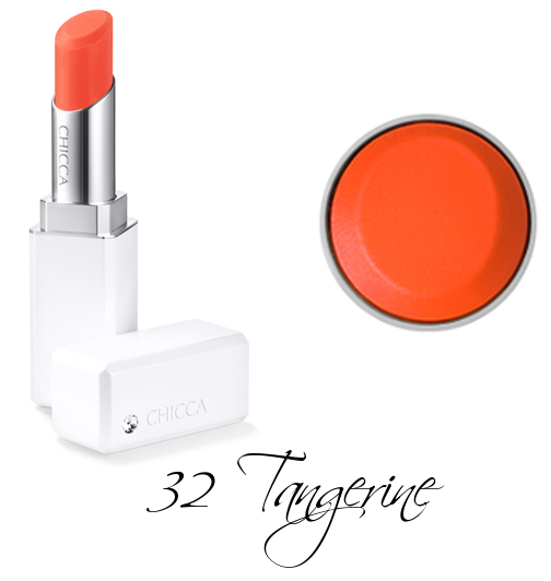 CHICCA Mesmeric Lip Stick 32 Tangerine