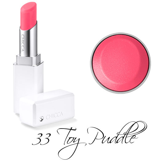 CHICCA Mesmeric Lip Stick 33 Toy Puddle