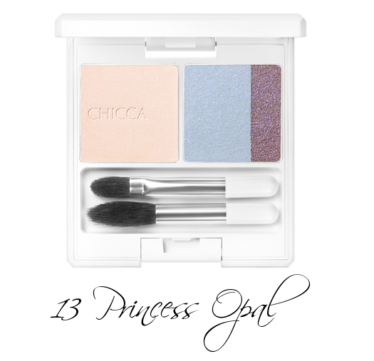 CHICCA Mystic Powder Eye Shadow 13 Princess Opal