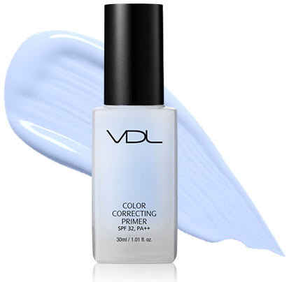 VDL and PANTONE 2017 Greenery Color Correcting Primer Serenity