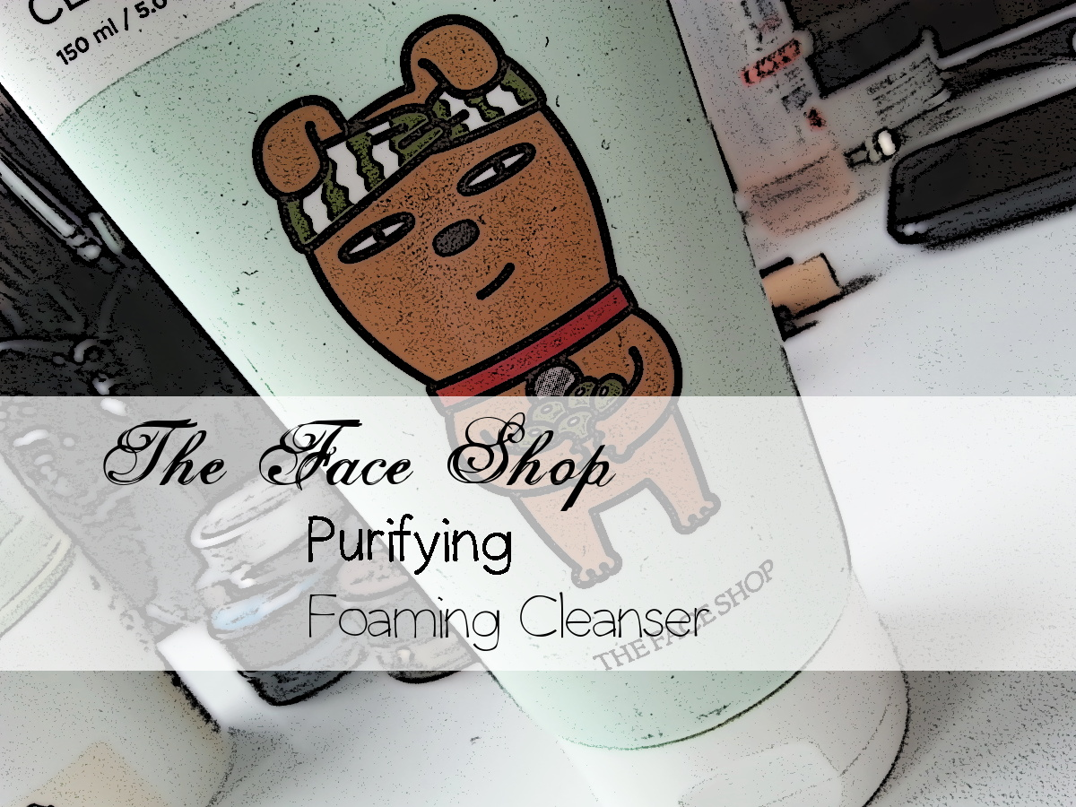 The Face Shop Purifying Foaming Cleanser