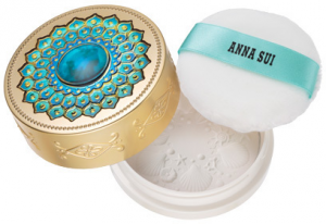 Anna Sui 2017 Summer Collection Magical Aquarium Brightening Face Powder