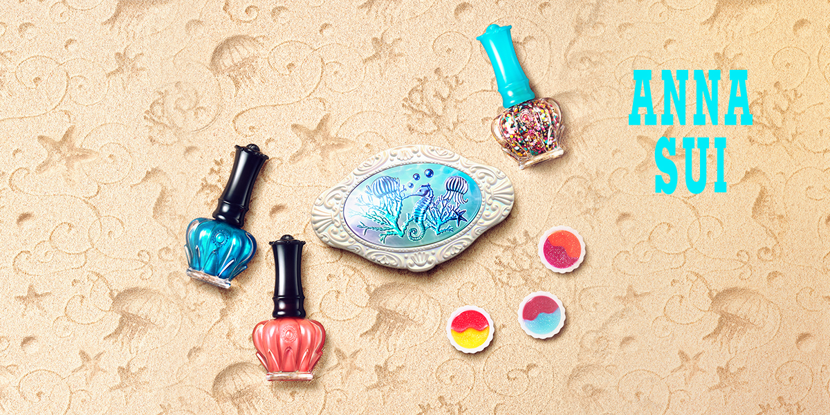 Anna Sui 2017 Summer Collection Magical Aquarium