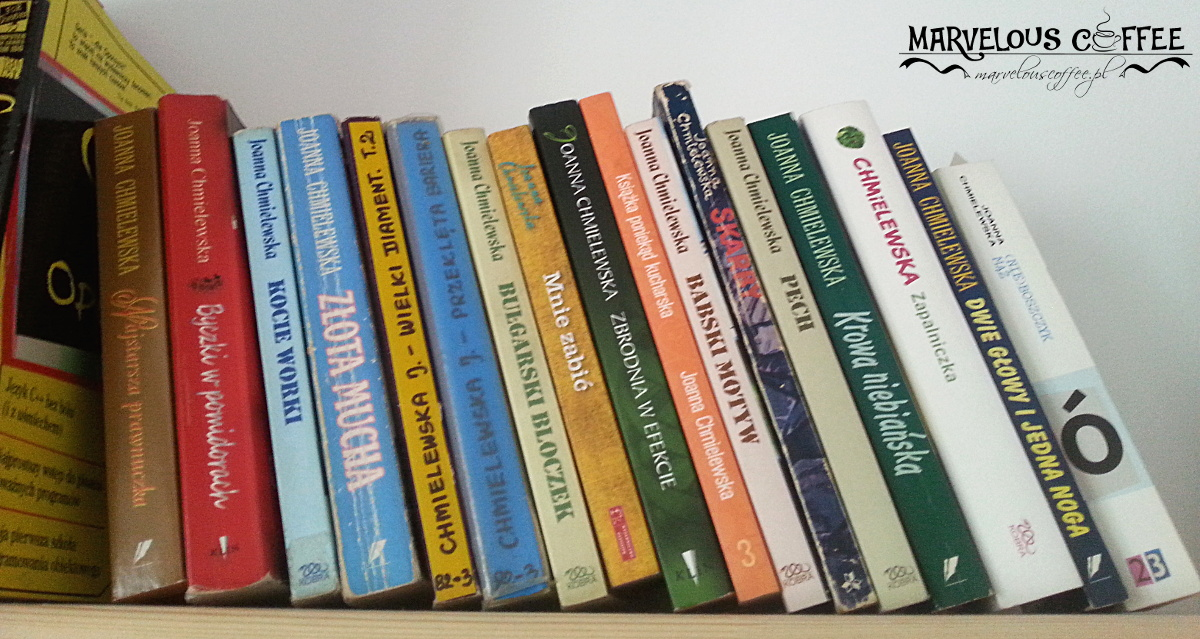 Joanna Chmielewska powieści