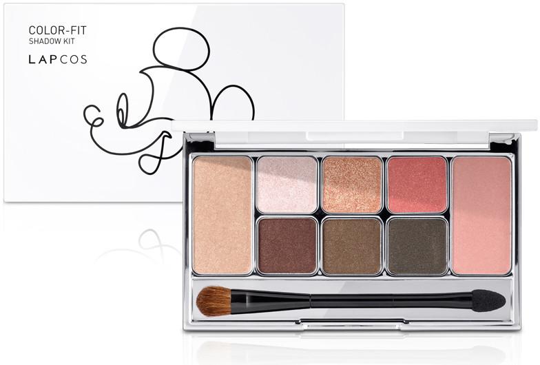 LAPCOS x DISNEY season 2 Color-Fit Shadow Kit