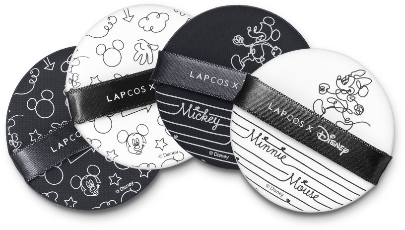LAPCOS x DISNEY season 2 Cushion Puff